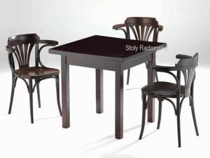 Krzesła i Stół restauracyjny ST-8D BG-24