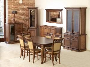 Stylowy stół drewniany Padwa 2