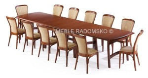 Stoły drewniane - stół ERYK I