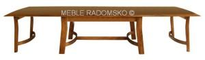 Stół stylowy ST-ERYK II ( Emil PFM ) 4 metry