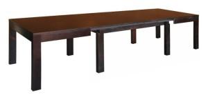 Stół nowoczesny ST-4 HARRY rozłożony