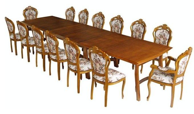 Stół ST-Eryk II aranżacja
