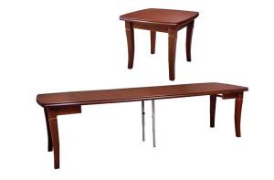 Stylowy stół rozkładany Bolonia K