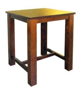 Stoły drewniane - stół ST-8 ze wzmocnioną podstawą