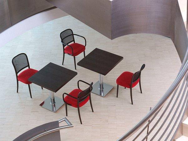 Podstawy metalowe do stołów i do blatów