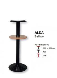 Podstawa żeliwna ALDA