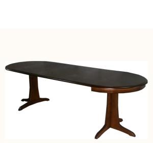 Rozkładany stół okrągły Konrad