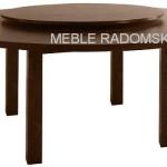 Okrągły stół ST-8 z obrotowym blatem