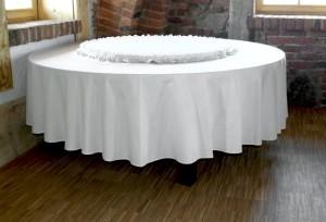 Stół ST-8 z blatem obrotowym