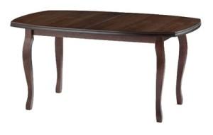 Drewniany stół owalny ST-MACIEK