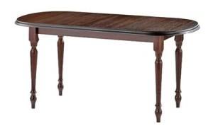 Drewniany stół owalny ST-Piotr