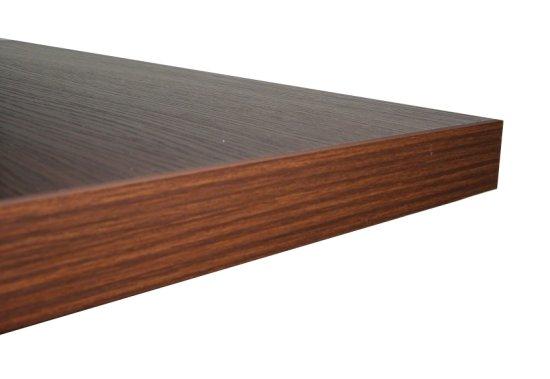 Laminowany blat stołu prostokątny