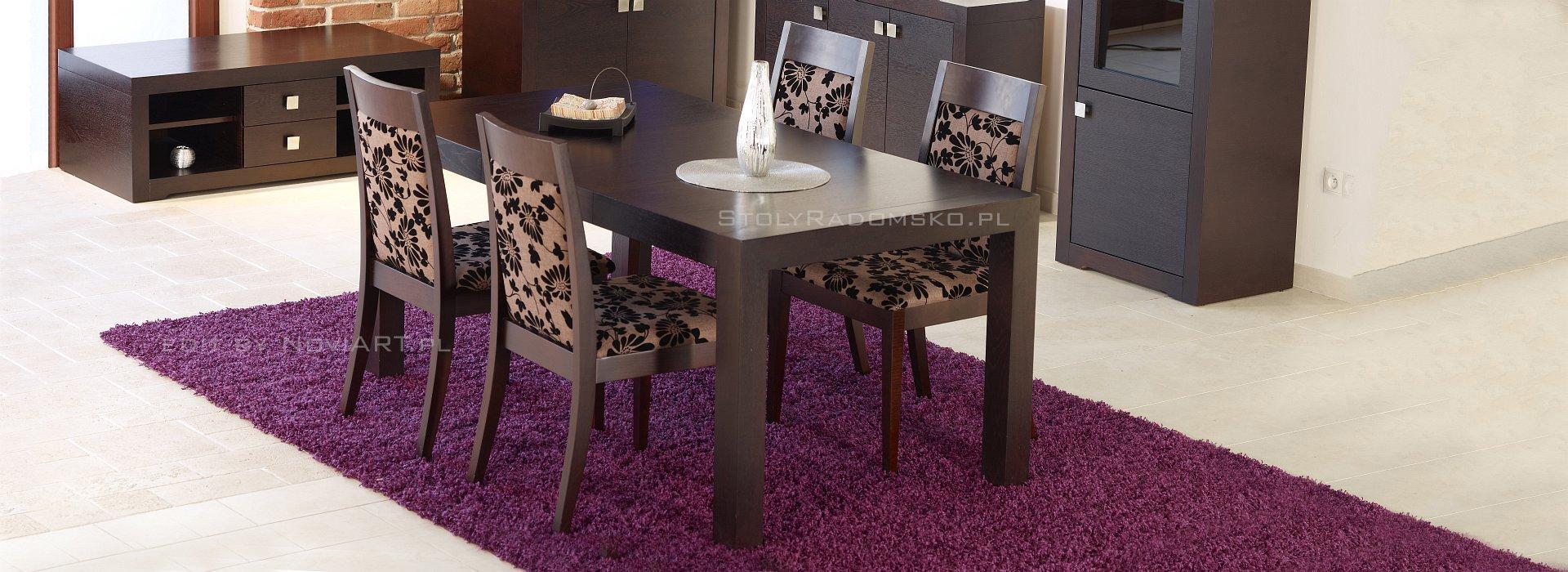 Stół Harry I Krzesła Do Jadalni